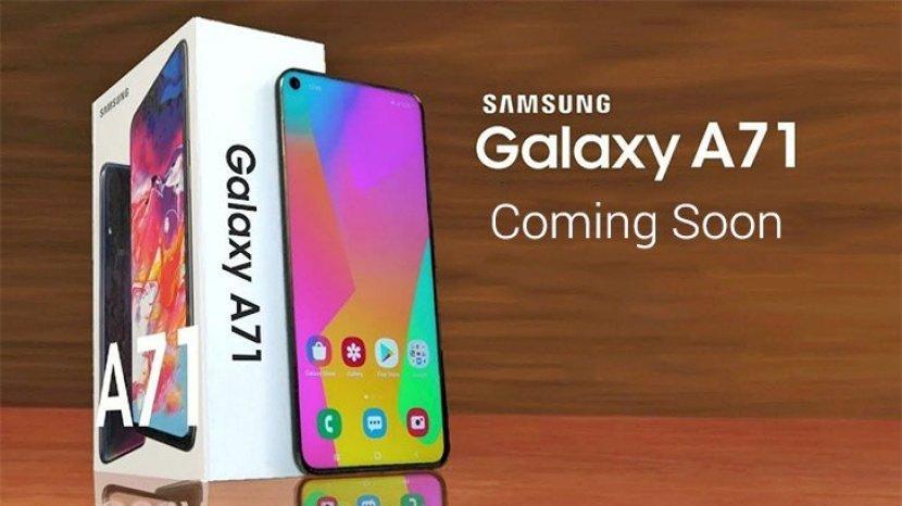 Samsung Terbaru Bulan Desember Galaxy A51 Dan Galaxy A71 Kamera Resolusi 64 Mp Spesifikasi Harga