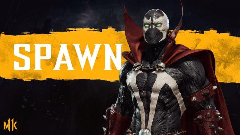 Spawn Mortal Kombat 11