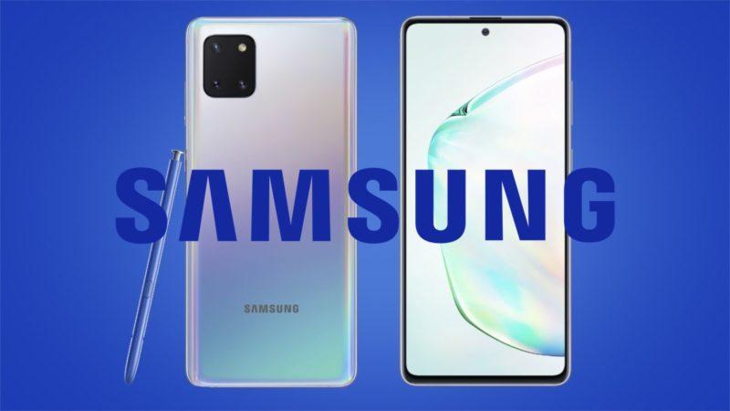 Spesifikasi Samsung Galaxy S10 Lite Dan Galaxy Note 10 Lite