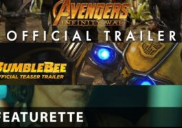 Teaser Trailer Tv Spot Footage Featurette
