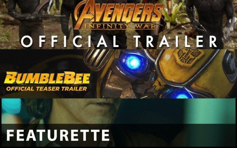 Teaser Trailer Tv Spot Footage Featurette