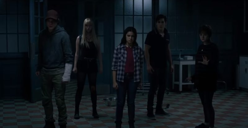 Trailer Baru The New Mutants