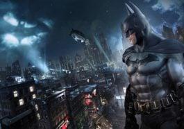 Game Batman Baru Reboot