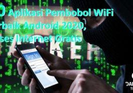 Aplikasi Pembobol WiFi Terbaik Android 2020