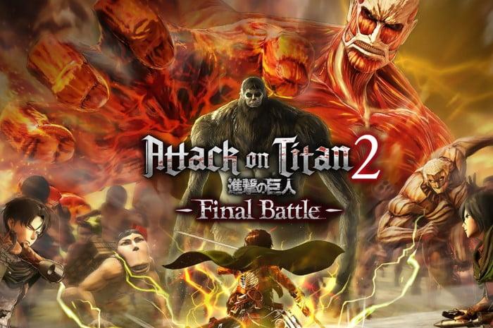 Rekomendasi Game Adaptasi Anime- Attack On Titan Final Battle
