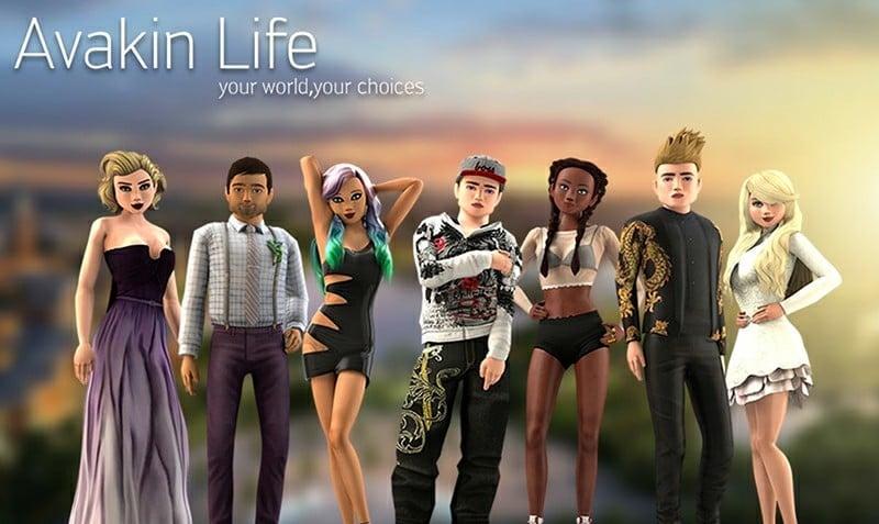 Game Android Simulasi Kehidupan Terbaik