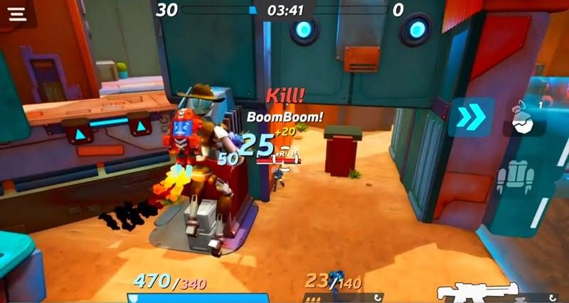 Blast Bots