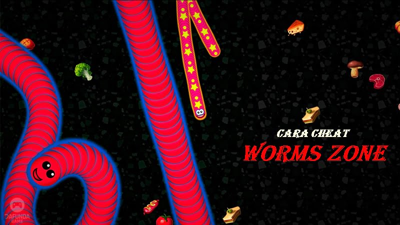 cara cheat worms zone io