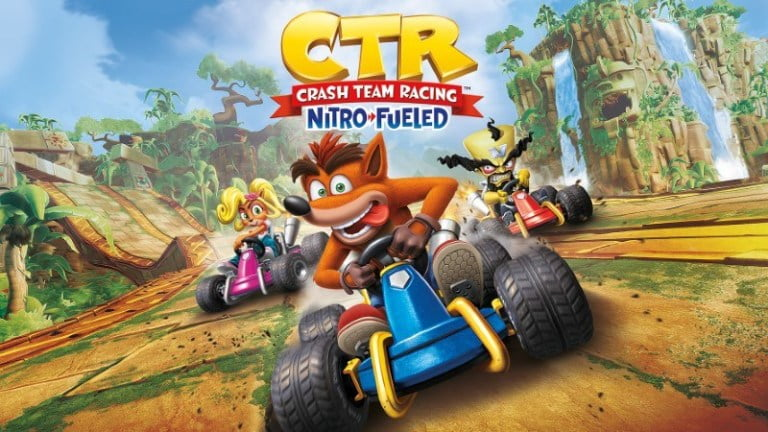 Cheat CTR Nitro Fueled PS4 Nintendo Lengkap Bahasa Indonesia