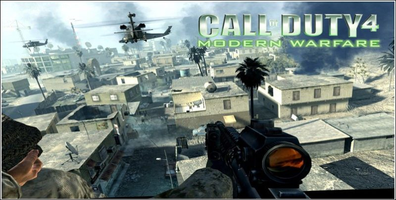 Cheat Call Of Duty 4 Modern Warfare Untuk PC