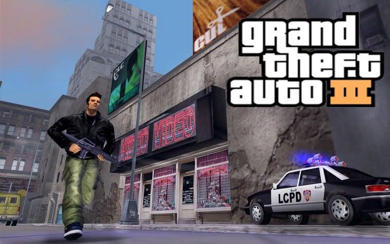 Cheat GTA 3 PS2 Dan PS3