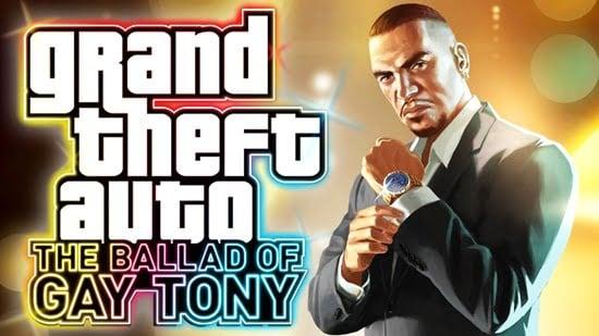 Cheat GTA IV The Ballad Of Gay Tony