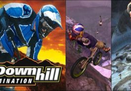 Cheat Lengkap Downhill Domination PS2 Bahasa Indonesia