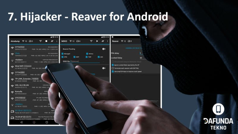 Hijacker Reaver For Android
