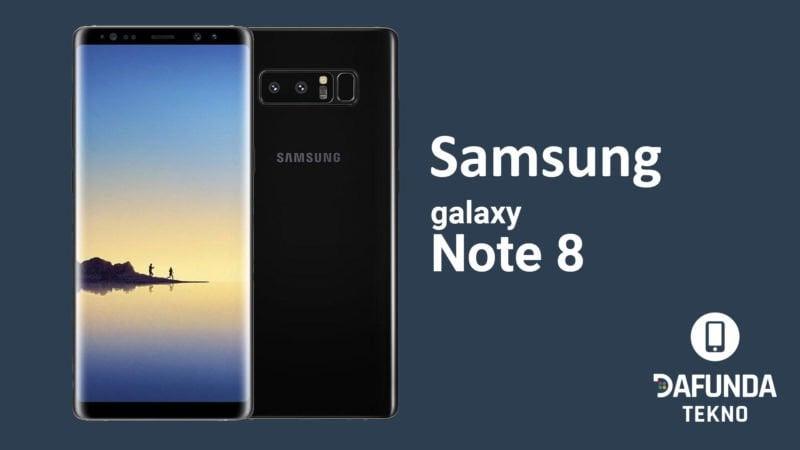 Hp Samsung Galaxy Note 8