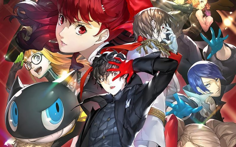 Persona 5 Royale