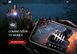 Pra Registrasi Dead By Daylight Mobile