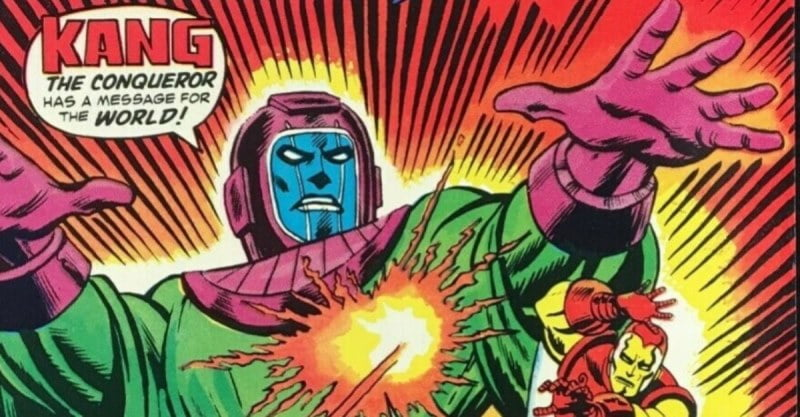 RUMOR LOKI COULD INTRODUCE KANG THE CONQUEROR MARVEL DISNEY