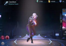 Tips & Trik Menggunakan Hero Cecilion