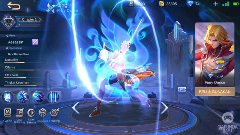 Tips & Trik Menggunakan Hero Ling