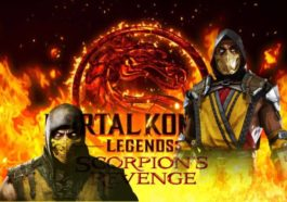 Warner Bros Perlihatkan Trailer Mortal Kombat Legends Scorpion's Revenge