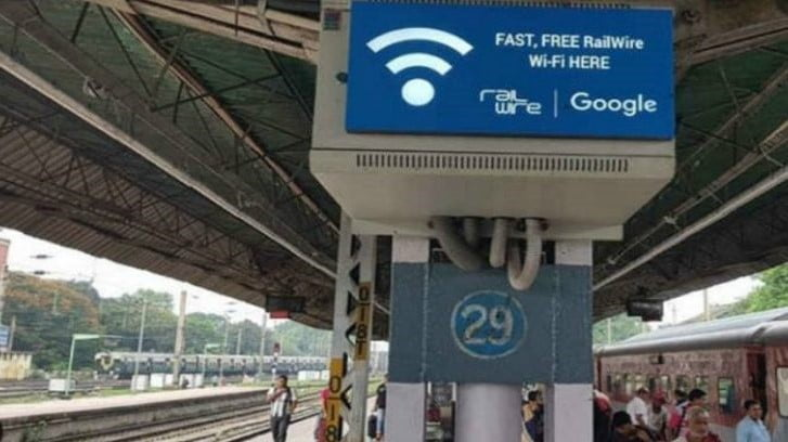 Wifi Gratis Google Stations
