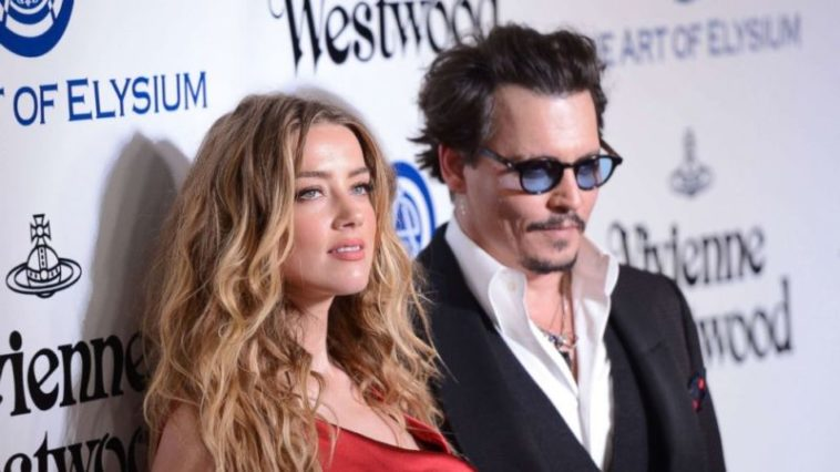 Amber Heard Johnny Depp Petisi