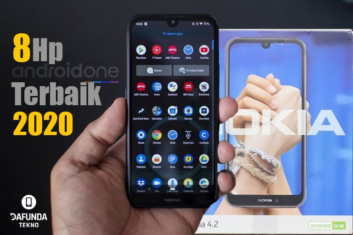 Android One Terbaik 2020