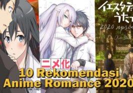 Anime Romance 2020 Dafunda