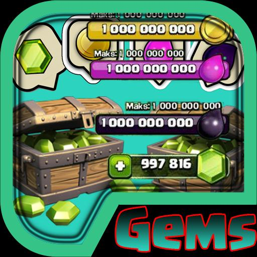 Aplikasi Cheat Coc Unlimited Gems