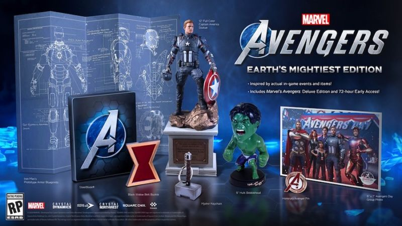 Avengers Earths Mightiest Edition