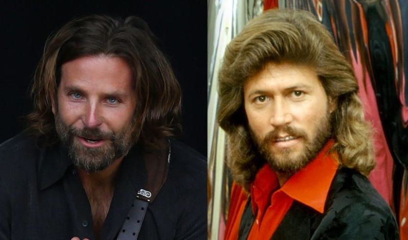 Bradley Cooper Barry Gibb Bee Gees Biopik