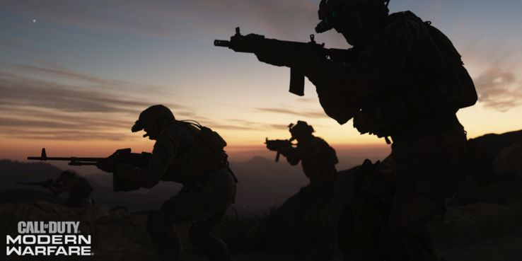 Call Of Duty Modern Warfare Spin Off