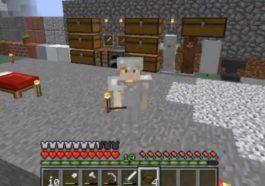 Cara Membuat Bowl Minecraft