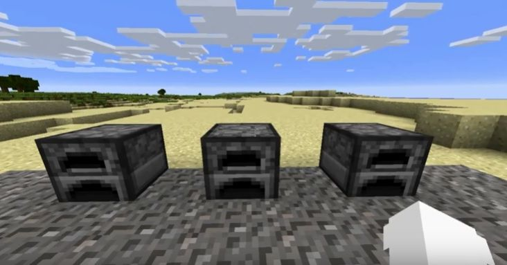 Cara Membuat Furnace Minecraft