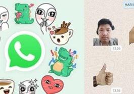 Cara Membuat Stiker Wa Sendiri Di Whatsapp