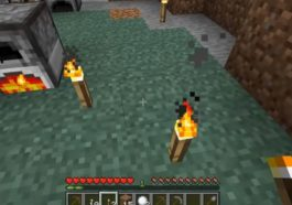 Cara Membuat Torch Minecraft