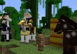 Cara Mendapatkan Saddle Minecraft