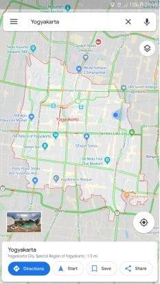 Cara Menggunakan Google Maps Offline (4)