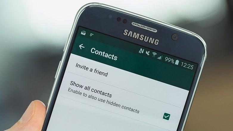 Cara Menghapus Kontak Diblokir Di Whatsapp