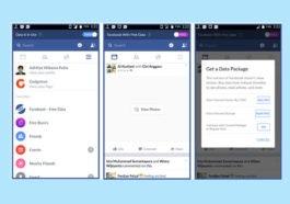 Cara Menonaktifkan Facebook Mode Gratis