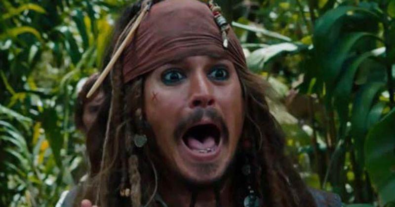 Depp Jack Sparrow