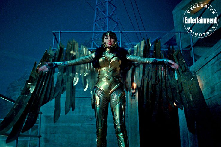 Foto Wonder Woman 1984 Ew 4