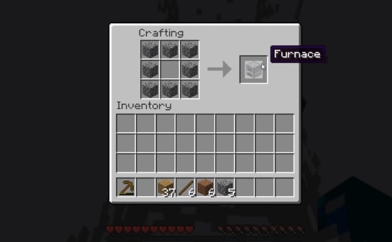 Furnace Siap