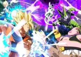 Game Nintendo Switch Dragon Ball Fighterz