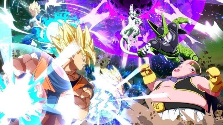 Game Nintendo Switch Dragon Ball Fighterz