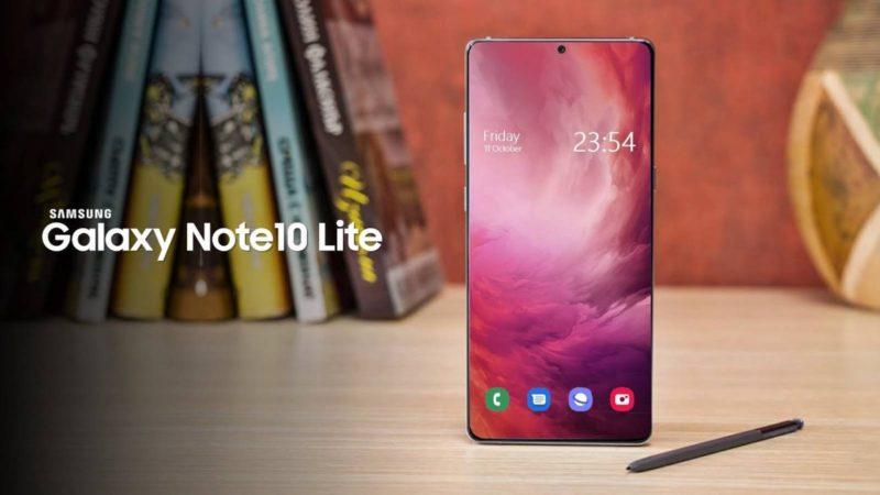 Harga Samsung Galaxy Note 10 Lite Di Indonesia