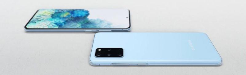 Harga Samsung Galaxy S20 Plus 1