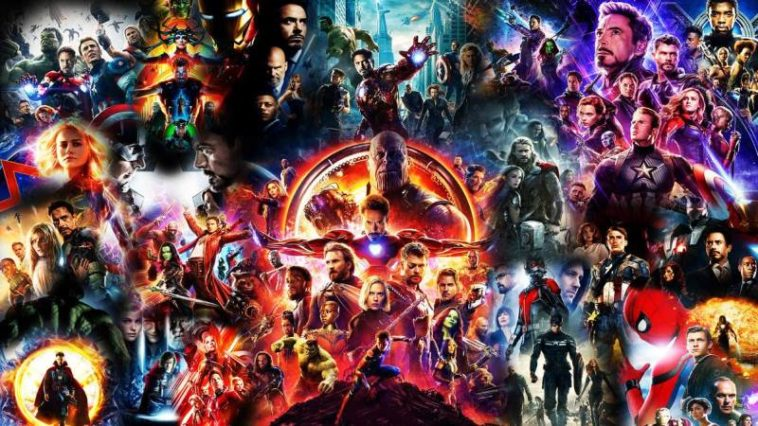 Ranking Ulang 23 Film MCU Terkeren Marvel Cinematic Universe