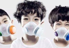Masker Cerdas Xiaomi